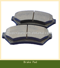 brake pad hi-q for Toyota All models D242