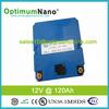Lifepo4 12V 30Ah lithium solar power battery pack