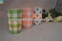 tea light candle holders wedding favours
