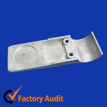 trailer parts manufacturer trailer mudguard with clamp edge