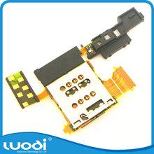 Original New for Sony Xperia ion LT28H LT28I Sim Card Slot Flex
