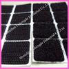 Glued Sticky Velcro Dots/Coins/Squares/Glue sticky velcro