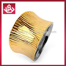 KSF custom stainless steel finger ring jewelry for men women unisex