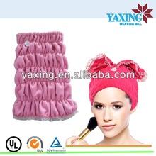 Microfiber drying hair cap for women