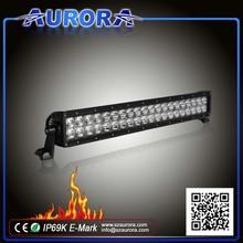 Feux de circulation 20 '' 200 W double ligne usb lecteur flash led lumière