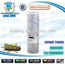 TOP!copier toner MT-603 copier for office supply