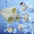 Din 8077-8078 tubulação de ppr e tamanhos gráfico/pvc e ppr tubos e conexões
