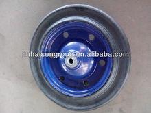 all metal wheelbarrow wheel 13 inch rubber wheel for wheelbarrow solid wheel for wheelbarrow