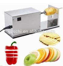 2015 Hot Sale Automatic Electric Tornado Spiral Potato Cutter Machine SC-E606