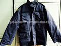 สีฟ้าเข้มเสื้อฟิลด์m65ทหาร