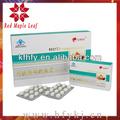 Nutrizione multiminerale pillole di calcio + di ferro + selenio + capsule di zinco