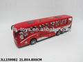 Die elenco modelo slide ônibus carro brinquedos/liga brinquedo do carro modelo hyundai carro de brinquedo
