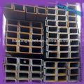 Canal de acero/canal c de acero/u canal de bajo precio