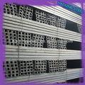 manufactory profesional de la estructura de acero del canal u
