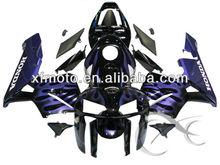 For Honda CBR600RR CBR 600RR 2005-2006 Purple Injection Fairing Body Work