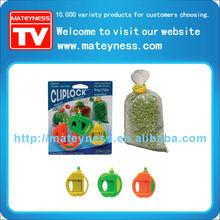 Clip-Lock Bag Clips/Bread bag clips/Bag sealer clip