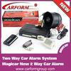 auto car alarm system voice control car alarm canbus car alarm