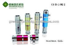 Matrix GG vaporizer pen hot selling from ecig manufacturers