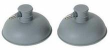 Vacuum electrode cup