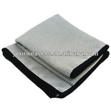 Car Drying Waffle Towel Manufacturer