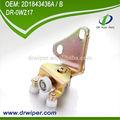 Oem piezas 2d1843436b puerta corredera de rodillos guía de media de la ue de la calidad original, los precios competitivos