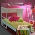 los niños en forma de l princesa camas literas dobles para los niños