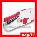 oxgift manual mini máquina de costura elétrica