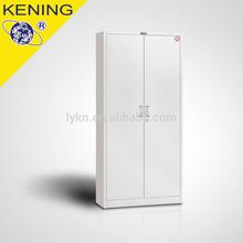 2 door metal steel aluminium cabinet for office filing