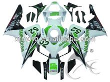 For Honda CBR1000RR CBR1000 2006-2007 Green Wholesale Injection ABS Fairing Body Work