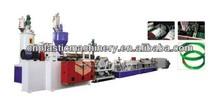 PP PET plastic packing strap production line, plastic strap machine