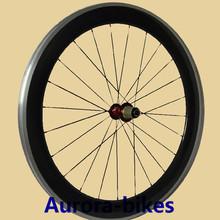 80C /Aluminum carbon wheels/carbon clincher wheelset/Alloy Wheels For Bikes