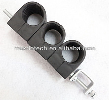 """HDP split type cable clamp to suit 7/8"""" coaxial cable 1 way"""