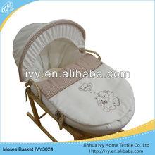 Baby Natural Carrier Basket Bedside Bassinet