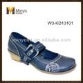 minyo moda retro clássico singles de sapatos para crianças