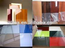 uv mdf made in China for decoration