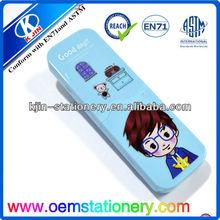 cheap plastic korean pencil case