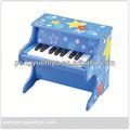 brinquedo de madeira piano piano de madeira fábrica de brinquedos