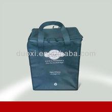 Customized reusable Aluminum Foil fitness big size cooler lunch bag