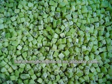 Supply new crop frozen kiwi dices with high quality