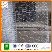 Electro galvanized hexagonal wire mesh\hexagonal wire netting(ISO9001:2008 professional manufacturer)