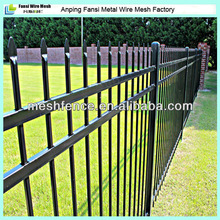US style Wrought iron spear fence point manufacturer