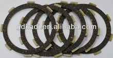 China GN125 motorcycle parts - clutch disc