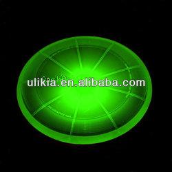"""10"""" Flashflight LED Illuminated Frisbee Flying Disc"""