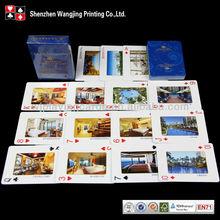 Printing Travel Playing Card Set,Custom Printed Travel Card Game