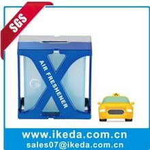 45g anti-bacterial jasmine air freshener for toilet or for wardrobe