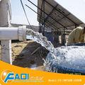 Dc solar bomba de água para sistema de irrigação( 5500w, 50m cabeça)