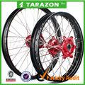 De alta- calidad del cnc de la aleación de aluminio ruedas de radios para bici de la suciedad