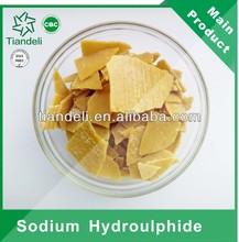 lower price sodium hydrosulfide liquid for 44% or 40% IBC TANK