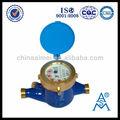 Medidor de agua multi jet de agua del medidor de flujo lxsg- 15e- 50e