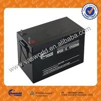 Best Quality 12V 220AH Valve Regulated Lead Acid Solar Battery for sale
